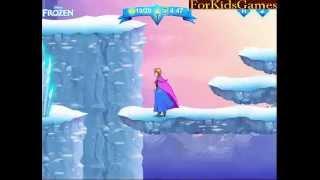 Frozen Full Game Movie  : Frozen Double Trouble