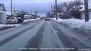 Подборка аварий на видеорегистратор 166 - Car Crash compilation 166 [18+]