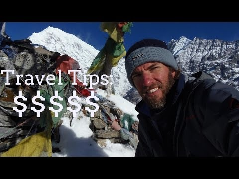 BUDGET TRAVEL: What Does it Cost to Travel the World??