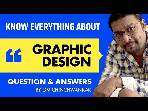 Graphic Design Q&A Hindi