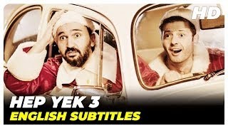 Hep Yek 3 | Turkish Comedy Full Movie ( English Subtitles )