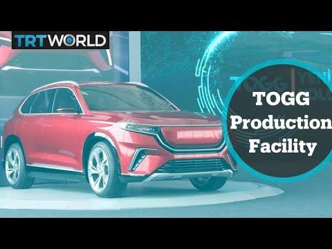 Turkey's Electric Car: President Erdogan marks construction of production facility