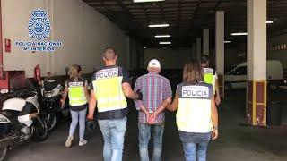 Detenido individuo por amenazar a representantes y diplomáticos griegos