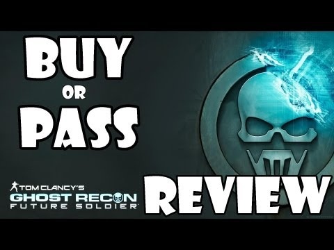 Tom Clancy's Ghost Recon Future Soldier Review BUY or PASS?