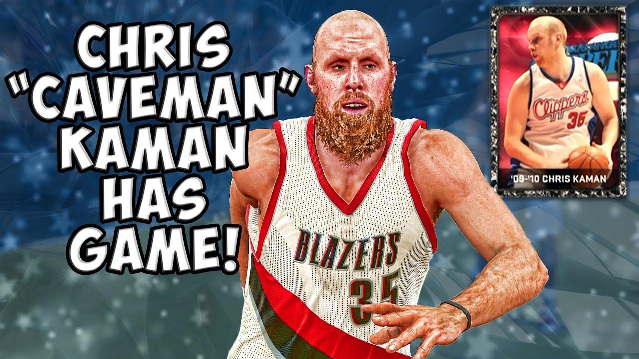NBA 2K15 MyTeam Gameplay yx Chris Kaman is a beast Freshman