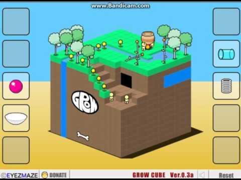 Lets Play Grow Cube