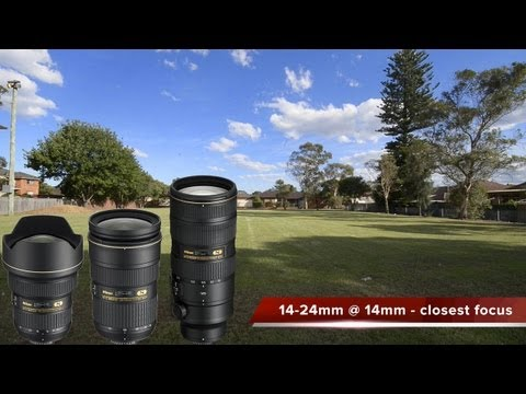 Focus Breathing: When Focusing Your Lens Changes Your Composition