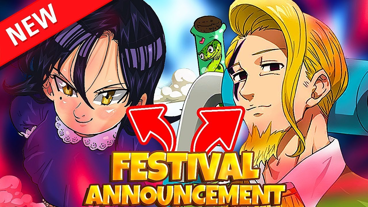 *NEW* FESTIVAL UNIT LIVE REVEAL!!! WHO WILL IT BE?! | Seven Deadly Sins: Grand Cross
