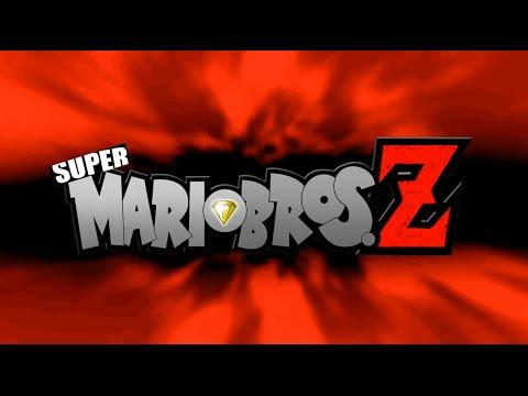 Super Mario bros Z reboot intro