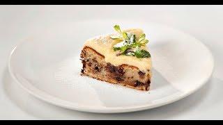 Домашний пирог с рикоттой и лимонным кремом | Привет, Италия!