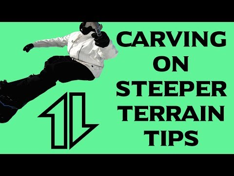 'Tips' and Tips for Carving on Steeper Terrain Mp3