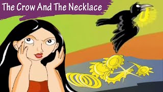 Moral Stories - The Crow And The Necklace - English Animated 26