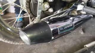 Royal Enfield who is the best silencer classic Electra Thunderbird bullet