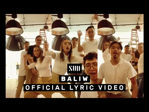 SUD - Baliw (Official Vertical Lyric Video)