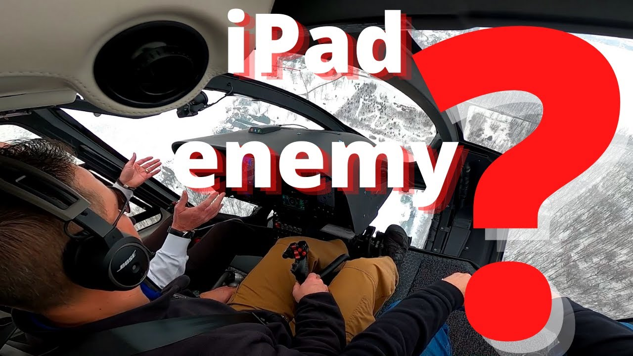 """EP 49 """"iPad Can Be A Pilots Worst Enemy"""" & Student iPad Freezes During CheckRide Cross Country"""