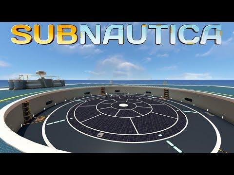 NEPTUNE ESCAPE ROCKET LAUNCH PLATFORM!! [Ep. 76] | Subnautica