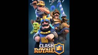 Clash Royale loading screen (sound effects)