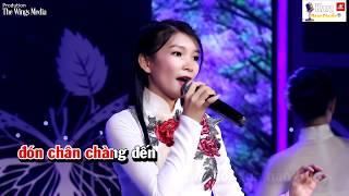 Hàn Mạc Tử - Beat chuẩn - Kara Mới nhất 2018 [Tone Nữ]