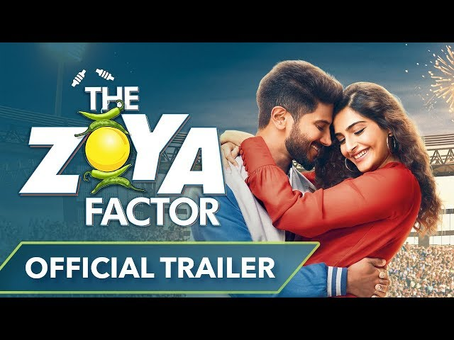 The Zoya Factor | Official Trailer | Sonam K Ahuja | Dulquer Salmaan | Dir: Abhishek Sharma | Sep 20
