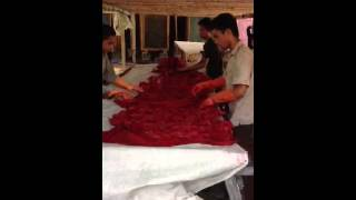 Batiking in Bali, factory 2
