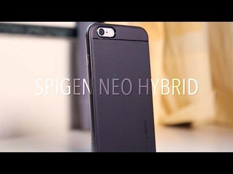 Spigen Neo Hybrid Case Review (for iPhone 6/6 Plus)