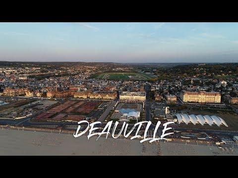 DEAUVILLE ► Une STATION de LUXE ! | NORMANDIE 4K