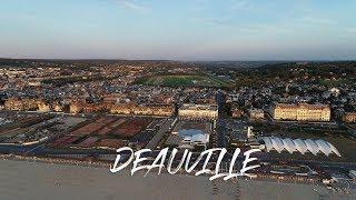 DEAUVILLE ► Une STATION de LUXE !   NORMANDIE 4K