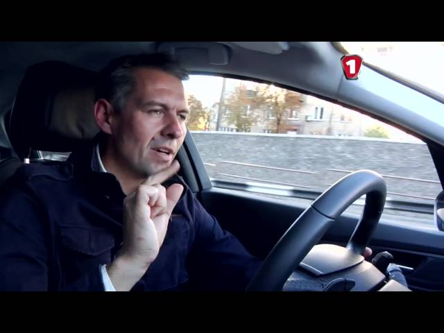 """""""Первый тест"""" тест-драйв обновлённого Peugeot 508 2015"""