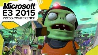 Plants vs. Zombies Garden Warfare 2 - E3 2015 Announcement Trailer