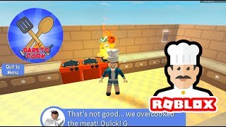 Learning How to Cook | OJ Twins | Jade's Videos | Roblox - Dare To Cook #38