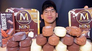 ASMR Tico MAGNUM CHOCOLATE ICE…