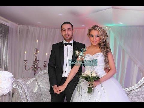 des moments inoubliables avec nos mari es maquillage libanais et coiffure de mariee youtube. Black Bedroom Furniture Sets. Home Design Ideas