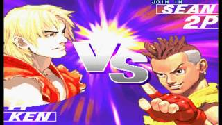 Street Fighter III: 3rd Strike - Fight for the Future (Arcade) - (Longplay - Ken Masters | Hard) thumbnail