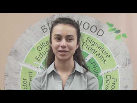 How has being a student at Birchwood School of Hawken made you a better person?