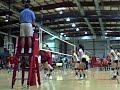 Amanda Ferreira Volleyball Hit