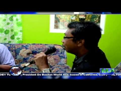 """""""Direct to the Point!"""" 2nd Part TV Interview of Joey Tugung"""