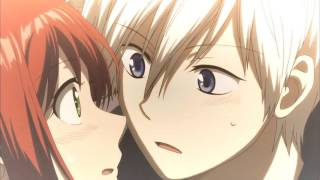 i love you zen and shirayuki