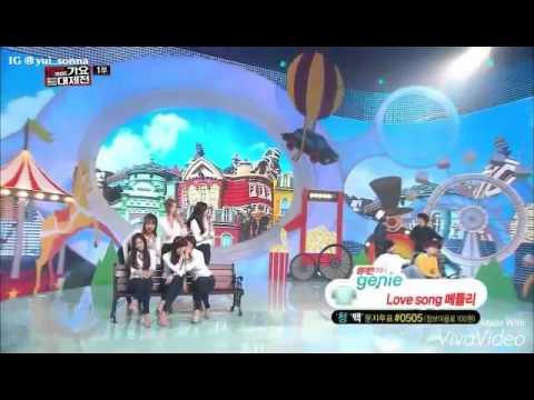 EXO -Unfair- ft. Apink ♡♡ EXOPINK