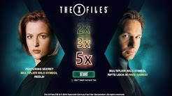 The X Files Online Slot from Playtech with Free Spins Bonus and Wild Multipliers