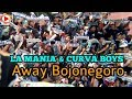 Ratusan La Mania Dan Curva Boys Away Ke Bojonegoro | Ndeso