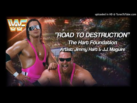 The Hart Foundation 1988 -