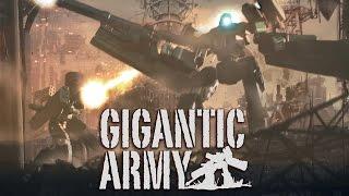 Gigantic Army Gameplay