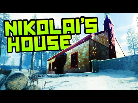 Black Ops 3 Zombies: NIKOLAI'S HOUSE (BO3 Zombies Trailer Easter Egg Explained) | CoD BO3 Zombies
