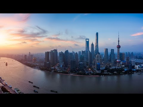 Shanghai Pudong: transformation from village to metropolis