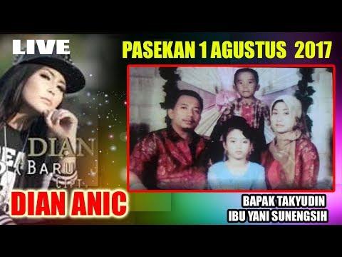 LIVE ANICA NADA   EDISI malam 1 AGUSTUS 2017   PASEKAN INDRAMAYUI