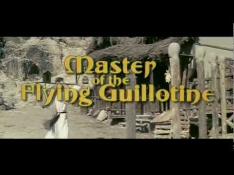 master of the flying guillotine youtube