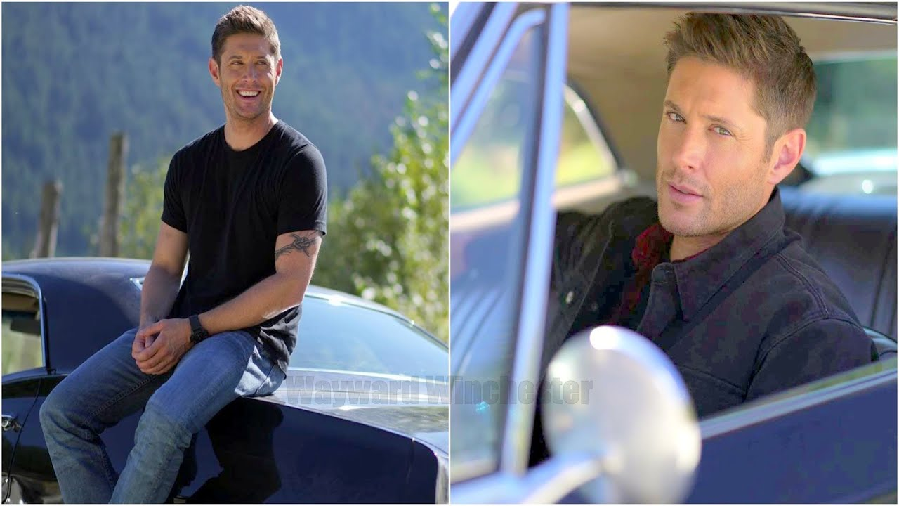 Download Jensen Ackles Is FINALLY Taking Baby Home From Supernatural Set!