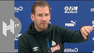 Jan Siewert: I will work hard to get Huddersfield back up