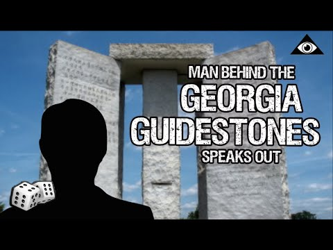 Man Behind the Georgia Guidestones Speaks Out
