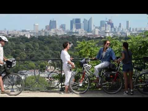 A vélo dans les Yvelines
